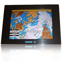 19 Inch Industrial LCD Monitor with Touchscreen Function