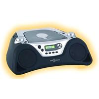 PC-5713 AM/FM Stereo Radio CD/WMA/MP3 Boom Box