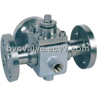 BQ Steam Jacket Ball Valve / Steam Valve