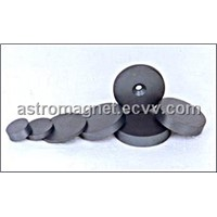 Cylinders Type Ferrite Magnets