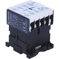 DC Operated 4 Pole AC Contactor / DC Contactor