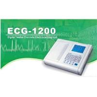 Digital Twelve Channel ECG