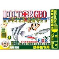 Doctor Geo for Tropical Fish (Formula B)