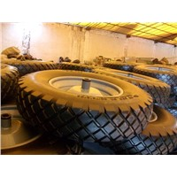 Foam PU Wheel 4.00-8