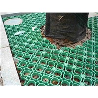 GRP/FRP/Composite Tree-Grating (TL-07)