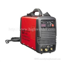 Inverter DC Display Multifunction Welder-TIG/MMA/CUT Welder-CT-416DIS-BB2