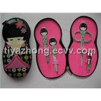 Japanese Doll Manicure Set (FQ-MSP001)