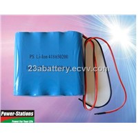 Li-Ion 418650200mAh 14.8V Battery
