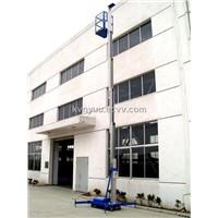 Mast Aerial Platform (Single Mast)