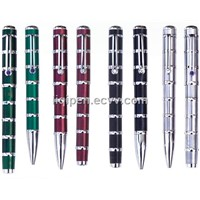 Metal Fountain Pen (#1126F)