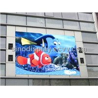 P10 LED Display Board Large Screens Rental Sign Electronic Video Displays
