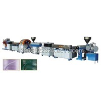 PVC Fiber Reinforced Hose Production Line