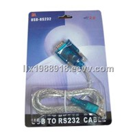RS232 TO USB Cable