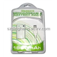Rechargeable Battery Pack for XBOX360