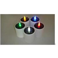 Solar LED Candle