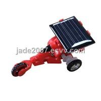 Solar Motorcycle
