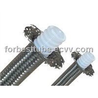 Teflon Stainless Steel Wire Braided Hose