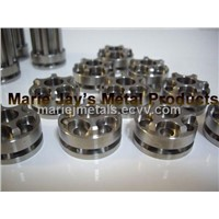 Titanium & Titanium Alloy Custom maded Machining Part