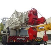 Used 100 Ton Demag Mobile Crane