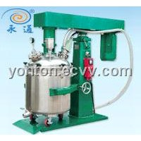 Vacuum High Speed Disperser