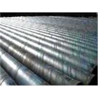 Welded sprial steel pipe