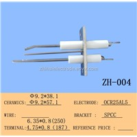 Spark Electrode Used for the Gas Ignition Industry (ZH-004A)