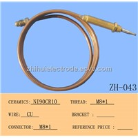 ZH-043A Thermocouple Used for the Gas Stove ,Boils, Water Heater And BBQ
