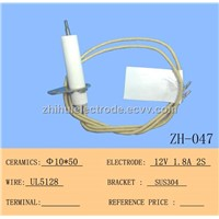 ZH-047A Hot Surface Ignitor Used for the Gas Stove,Boils, Water Heater and BBQ