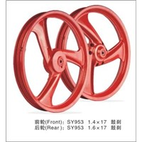 Alloy Motorcycle Wheel