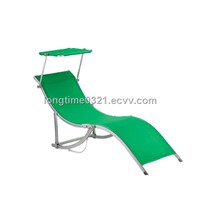 Beach Bed with Canopy