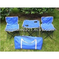 Camping Table & Chair