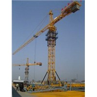 Hydraulic Climbing Tower Crane