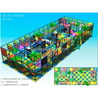 Indoor Playground, Children Indoor Castle