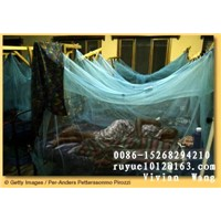 Long Lasting Insecticide Treated Mosquito Net/ Impregnate