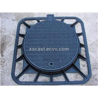 Cast Iron Manhole Cover 850x850x100
