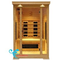 Prefab Infrared Sauna House