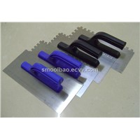 Stainless Iron Plastering Trowels