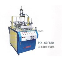 Three Side Crimping Machine