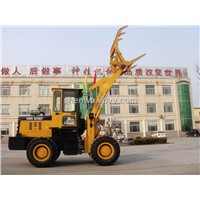 Wheel Loader Logger