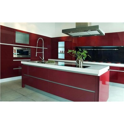 Modern European Style Kitchen Cabinet Modern Cupboard China