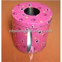 Tissue Tin Can