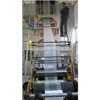 HDPE/LDPE Rotary-Die Head Film Blowing Machine (Ldpe/Lldpe Heat Shrink Film Blowing Machine