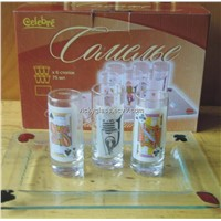 Glass Drinking Sets