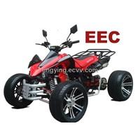 ATV EEC Certificate (250cc)