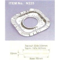 Aluminum foil N225