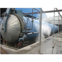 Autoclaved Aerated Concrete Block Plant