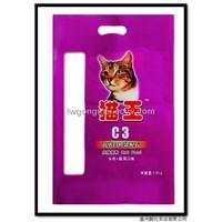 Color Pet Food Bag