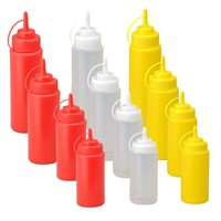 Condiment Squeezer Bottles