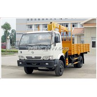 Dongfeng Light Truck Cargo Crane