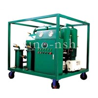Double Stage Vacuum Insulation Oil Purifier